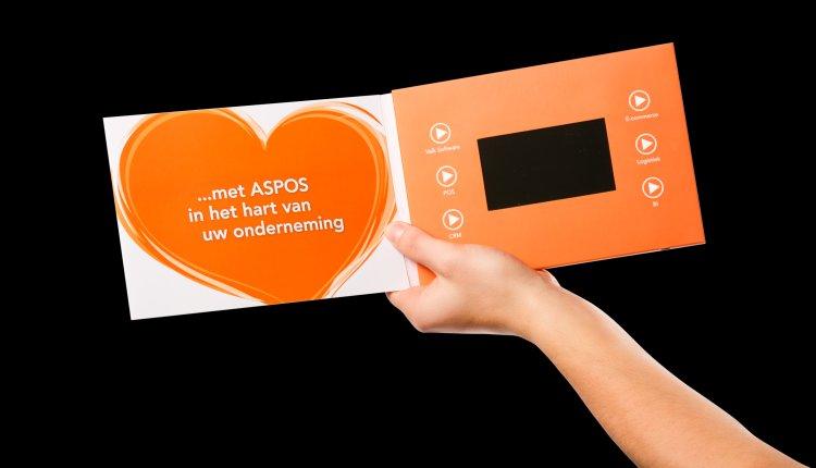 Versturen videoboodschap PixioCard