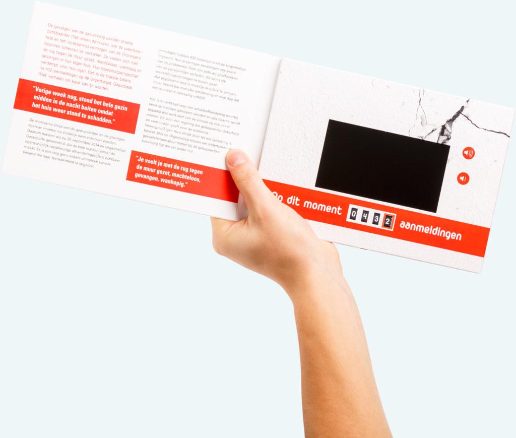 Voordelen video brochure